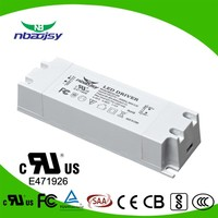 25w 20w 600ma constant current led driver with ul listed