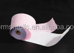 Carbonless Paper Roll Receipt Parking Ticket