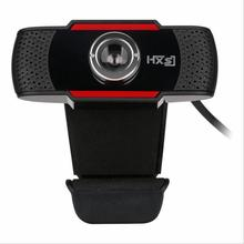 Original HXSJ S20 PC USB Camera 640X480 Video Record HD Webcam Web Camera With MIC Clip-on For Computer For PC Laptop Skype MSN
