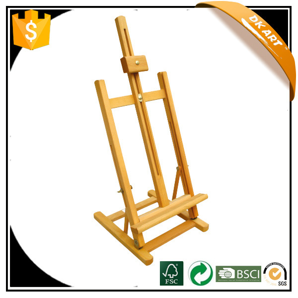 Studio Art Sketch Artist Adjust Wooden Easel Stand