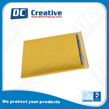 Wholesale Gold Kraft Bubble envelopes/padded Mailers