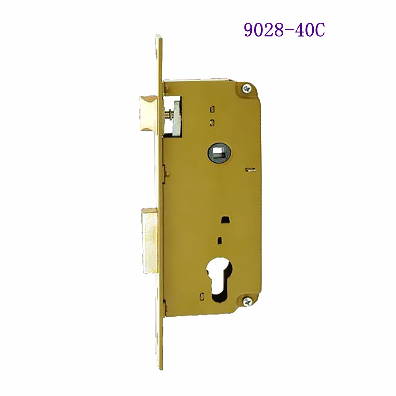 Promotional product of cheap lock with good quality, middle east pop door locks
