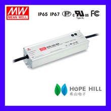 Original MEAN WELL HVG-150-48 MODEL 48V Dimming waterproof Christmas light LED driver power supply
