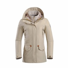 wholesale winter clothing polyester coat women hunting outdoor jacket