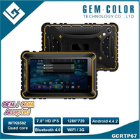 7 inch MTK6582 Quad core Android Rugged Tablet PC