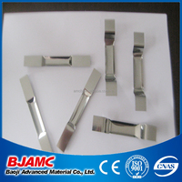 China manufacturer small tungsten boat