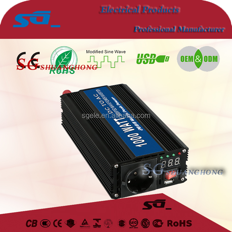 grid tie micro inverter for PV system