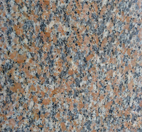 Chinese cheap polished rose red decoratived granite