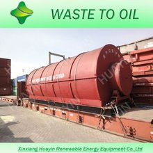 5th generation waste tyre recycling machine