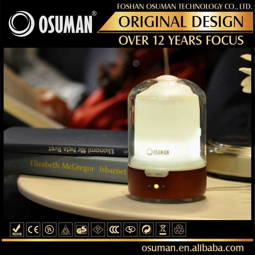 OSUMAN new trend cool mist lamp aroma mister aroma humidifier