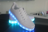 2016 new design lady fashion luminous kids led shoes with CE,Rohs,FCC