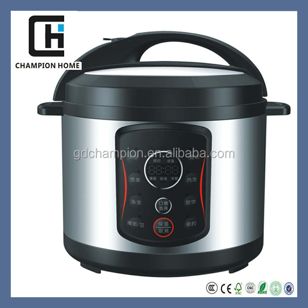 2015 kitchen appliance MPC034 muilt function automatic electric pressure cookers