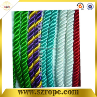 nylon twisted cord with cotton filling