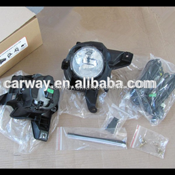 Car light for toyota rav4 2013 on fog light