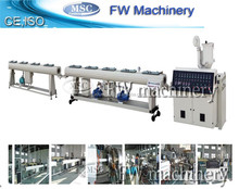plastic pipe machine new pvc plumbing pipe production line
