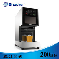 Factory directly CE certification 200KG/24H snow flake ice making machine