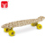 22 Inch PP Deck Skate Board With Four Wheels, Portable Style Skateboard For Children
