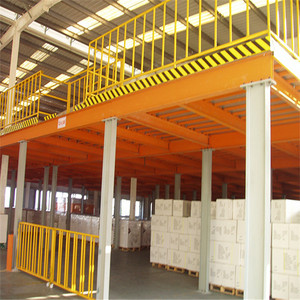 High Quality Warehouse Mezzanine Rack and platform