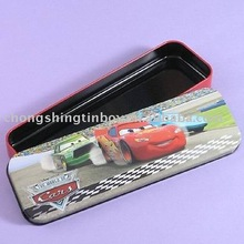 new style pencil packing tin box/Pencil box for kids