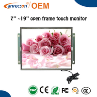 15 Inch Industrial Lcd Monitor With