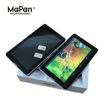 MTK MT8312 Dual-Core 1.0 GHZ dual sim tablet mobile phone with voice changer
