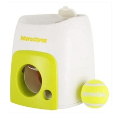 Pet Suppliers Automatic Interactive Dog Toy Ball Launcher for Cats Dogs