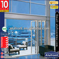 European Design Aluminum Frame Folding Door/Aluminum Door/Aluminum Bi folding Door
