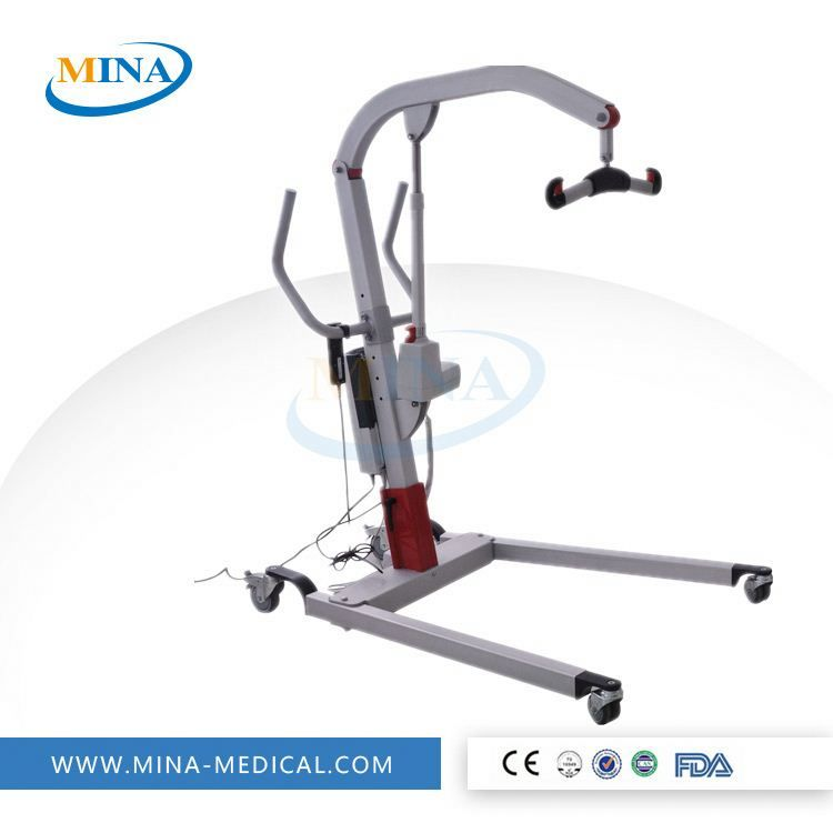 China MINA-BY003 Hospital medical electric patient lifter, sit to stand lifting equipment, home care patient hoist