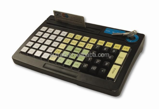 cheap POS programmable keyboard, usb programmable keyboard