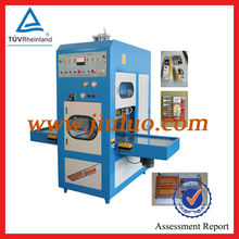 high frequency PETG blister welding & cutting machine