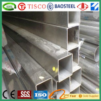 304 Stainless Steel Square Tube Price
