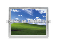 "12.1""Industrial VGA embedded touchscreen panel mount monitor,5w resistive,800*600 (optional 1024 * 768)"