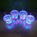 Customized OEM hot sale led color changing double suction cup