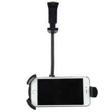 Portable Folding mobile phone stand holder&flexible phone holder&360 degree rotation smartphone mount