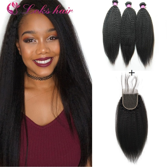 27 piece 16 18 20 inch straight short human hair weave with closure