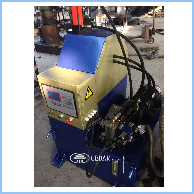 Profile tube 3 rolling pipe bending machine  efficient