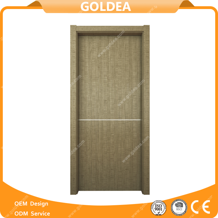 Modern Design Interior Wood Door Solid Teak Wood Door Prices