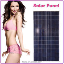 A Grade cell high efficiency solar panel 50w poly solar module 300w in China
