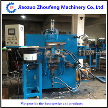 Hydraulic metal steel iron wire bucket handle making bending machine (Whatsapp:0086-18739193590)