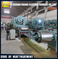 stainless steel strapping production line