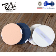 Air cushion BB/CC puff with handle/ foundation powder puff