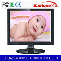 19 inch lcd monitor for computer from factory directly with CE RoHS certificate