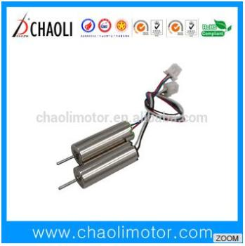 6mm coreless motor CL-0617 20KV and 23KV chaoli new product