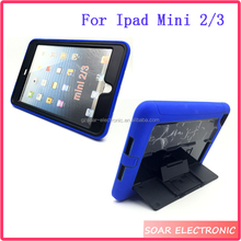 Wholesale Kickstand Handsfree Hard PC Tablet Case For Ipad Mini 2/3