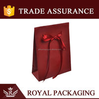 Factory direct sale luxury paper gift bag