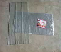 Anping stainless steel barbecue bbq grill wire mesh net / bbq grill grates wire mesh