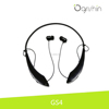 Neckband Noise canceling Bluetooth Headphones wireless with mp3 player