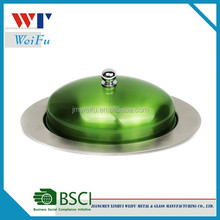 2016 Hot sale coconut butter dish chafing