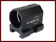 TAC Vector Optics 1 Inch 25mm Tactical Flashlight & Laser Sight Barrel Weaver Mount 21mm Base
