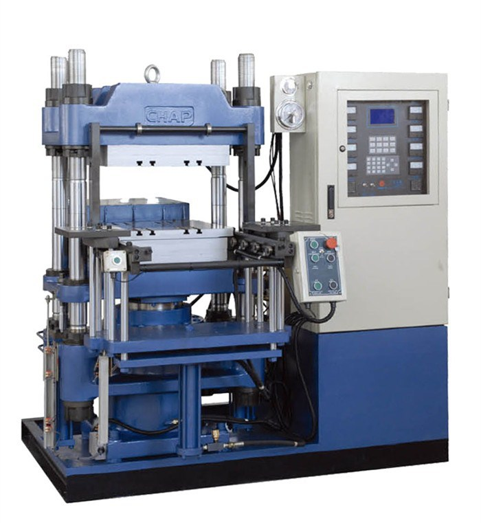 Compression Molding Used Vulcanizing Press Machine For Rubber